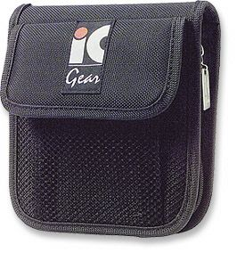 IC Gear CD Carrying Case 24cap. w/document area Only $5.20  at USBGear.com