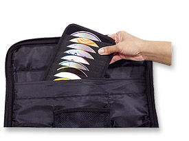 IC Gear CD Organizer           Only $3.95  at USBGear.com