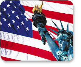 MH Designer Mouse Pad Liberty - Image A