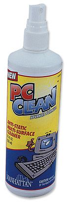 PC Clean Anti-static Cleaner   Only $3.69  at USBGear.com