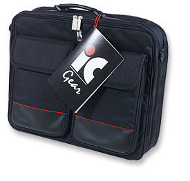 IC Gear Computer Bag           Only $25.50  at USBGear.com