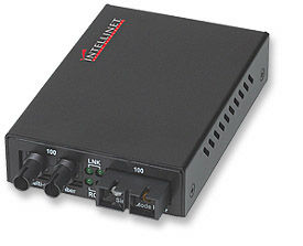 INT Media Converter Multi Mode FX & Single Mode FX Only $299.00  at USBGear.com