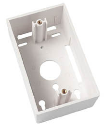 ICN Wall Plate System Wall Box 1.89