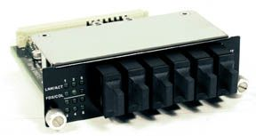 INT Modular Switch 6 Fiber SC Module Only $349.00  at USBGear.com