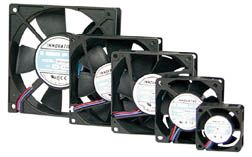 MH Case/Power Supply Fan 40x40x10mm Only $1.50  at USBGear.com
