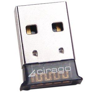 Cirago BTA-3210 EDR BT v2.0 Micro USB Adapter up to 33 feet - Image A