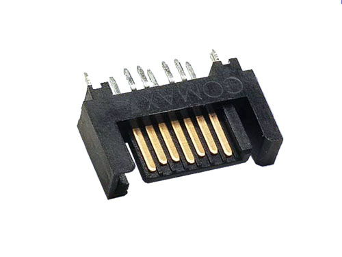 7 pin SATA DIP type vertical plug pin w/c415v opposite Only $9.99  at USBGear.com
