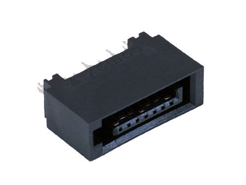 7 pin SATA DIP type vertical plug Only $9.99  at USBGear.com
