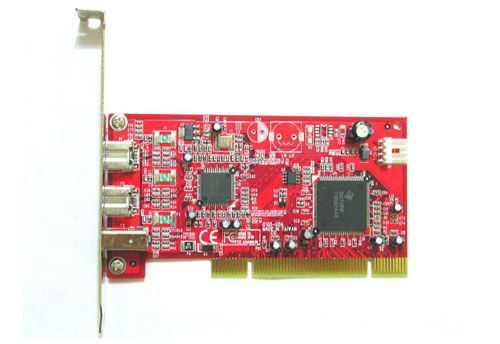 1394B & 1394a Combo 3Ports PCI Host Only $49.99  at USBGear.com