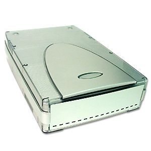 3.5/5.25-Inch FireWire OXFORD 911 External IDE Drive Case - Image A