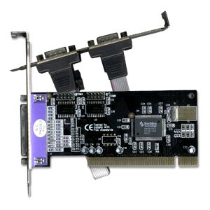 PCI Multi-I/O Expansion Card with 1 Parallel Port & 2 serial Only $39.98  at USBGear.com