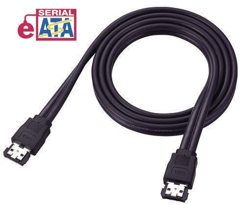 6ft. eSATA Shielded External Cable for SATA II Enclosures Only $16.89  at USBGear.com