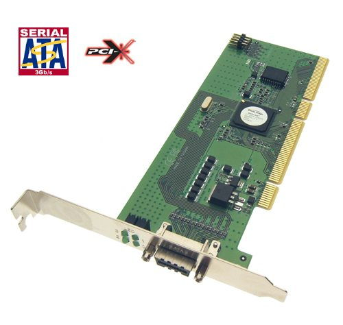 SATA II SATA-Pro MultLane Host Adapter 4X SATA drive JBOD RAID 0/1/10 for Windows only