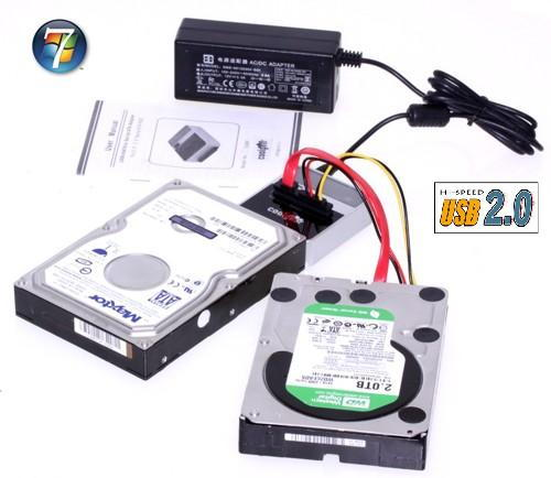 SATA Drive Cloning Hardware Solution, Simple and Fast SATA to SATA HDD/SSD Sector Copy Device Only $37.99  at USBGear.com