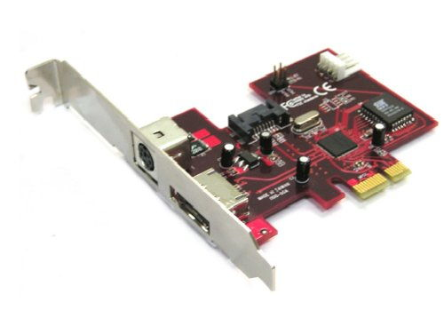 SATA II  3Gbps 1 External & 1 Internal 2Ports PCI EXPRESS 1X Only $39.98  at USBGear.com
