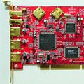 SATA RAID + USB 2.0 + 1394a 3-In-1 9 Port PCI Host