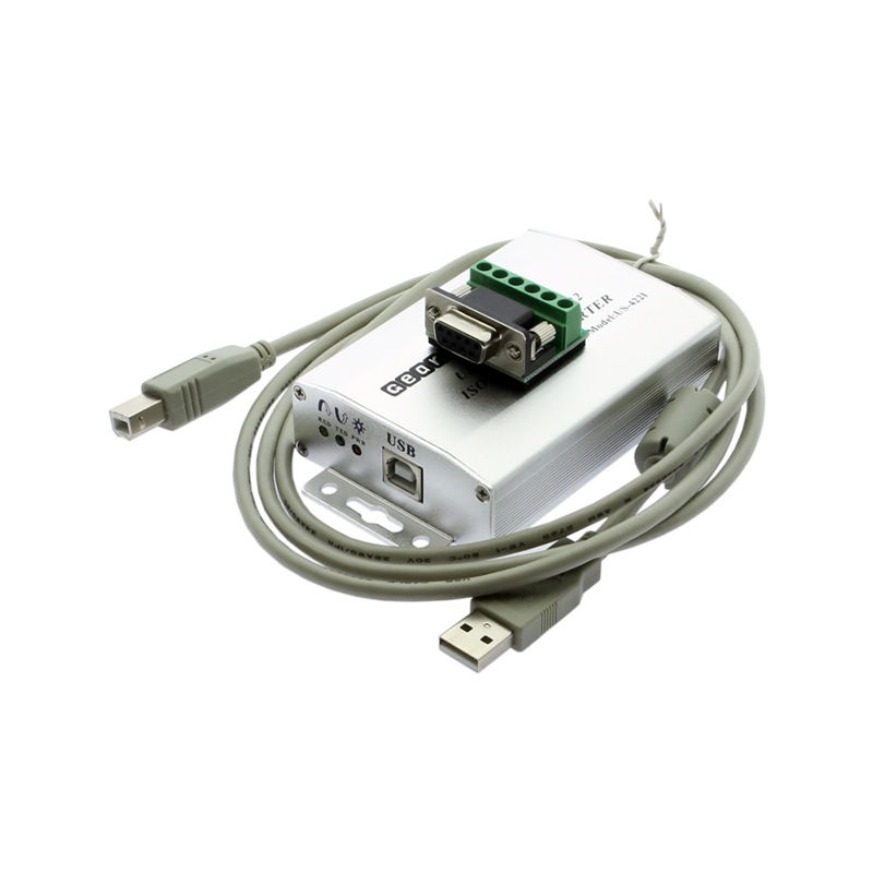 USB Isolator - RS422/485 optically isolated industrial serial adapter - Image B