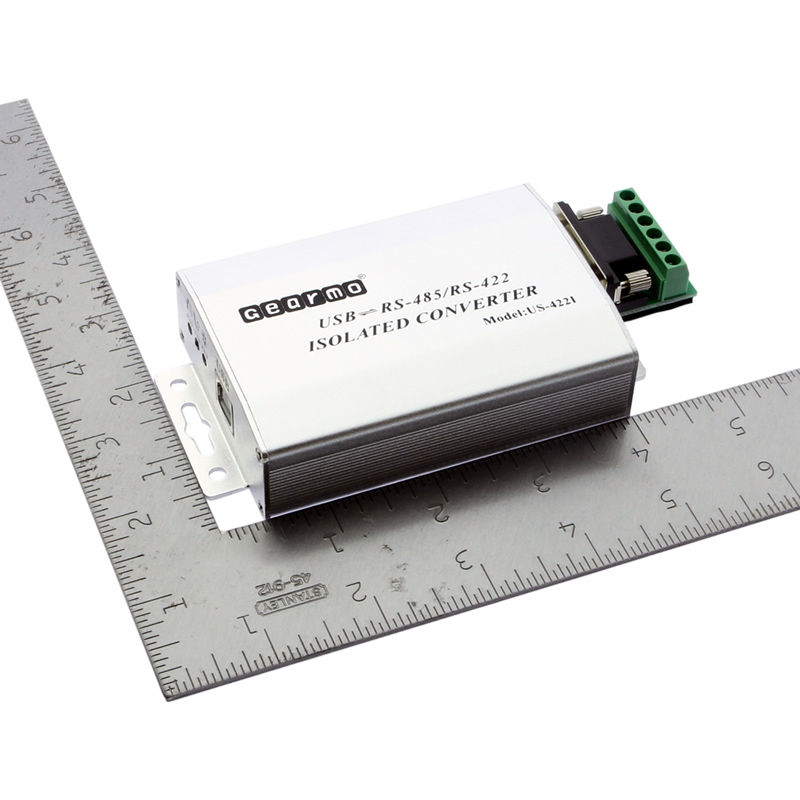 USB Isolator - RS422/485 optically isolated industrial serial adapter - Image C