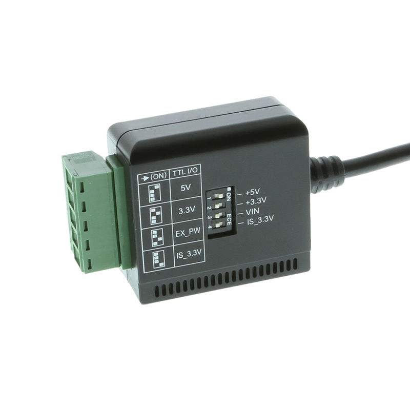USB to RS232 TTL | CMOS Adapter Cable with Terminal Block Only $29.95  at USBGear.com