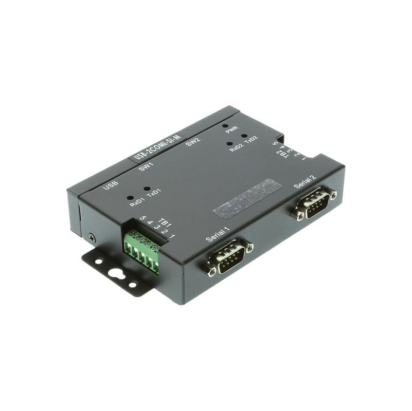 2 Port USB To RS 422 485 Optical Isolated Adapter