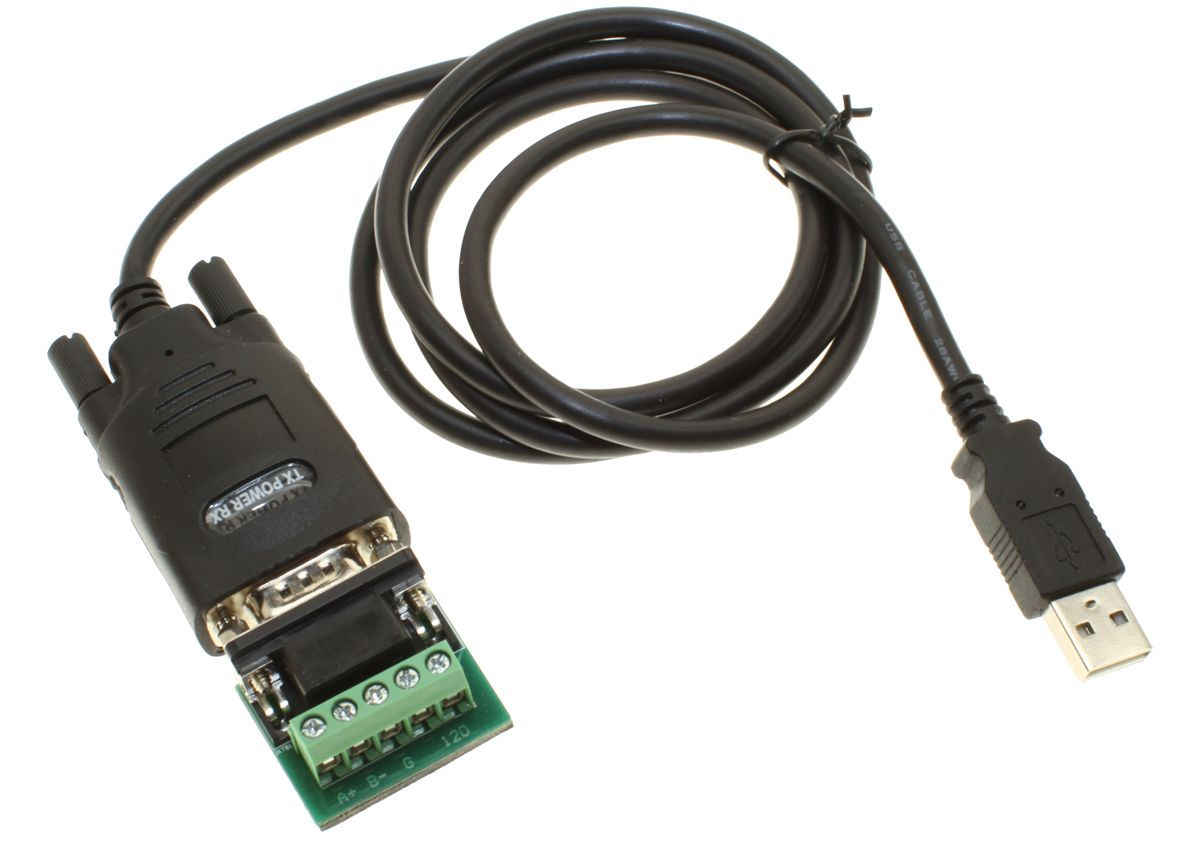 USB to RS-485 Adapter W/Terminal Block Changer FTDI chip inside - Image B