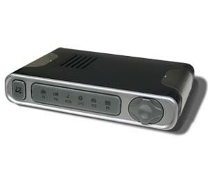 USB 2.0 MEDIA CENTER PVR with TV Tuner for XP and 2000 Computers  - Image A
