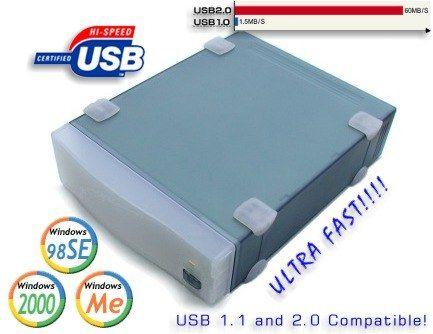USB 2.0  40GB Full Speed Drive ULTRA FAST