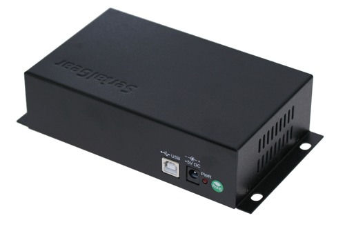 Industrial 8-Port DB-9 RS232 to USB Adapter High-Speed FTDI Chip 921.6Kbps - Image B