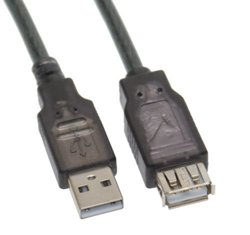 6ft. USB 2.0 Hi-Speed A to A Extension Cable 28/24AWG Only $2.79  at USBGear.com
