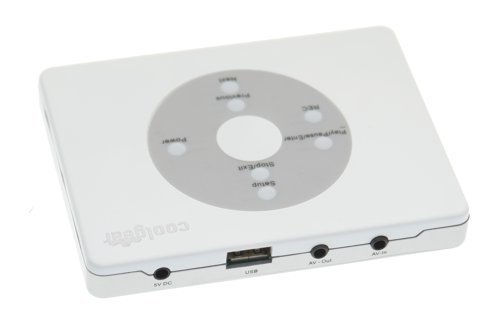 Digital Video Recorder to SD or iPOD/USB Port Device iRecorder Only $99.98  at USBGear.com
