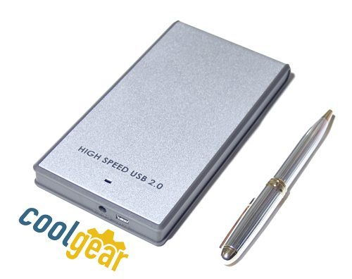Mini USB 2.0 High-Speed 40GB Portable Hard Drive Storage Only $99.98  at USBGear.com