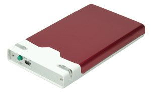 USB 2.0 Portable Mini Drive One-Touch Backup Case Only $36.98  at USBGear.com