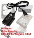 USB to SATA & IDE Bridge Adapter Converter Cable for SATA and IDE