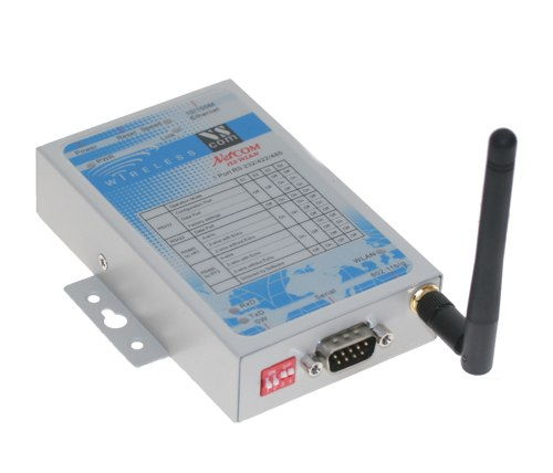 WiFi server - Ethernet / Serial 1 port Serial RS232 / RS422 / RS485 Only $199.98  at USBGear.com