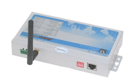 NetCom 423 WLAN - WiFi server - Ethernet / 4 RS232 / RS422 / RS485 serial ports - Image B