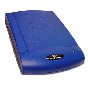 USB 1.1 2.5 in. Mini-NoteBook Hard Drive Enclosure