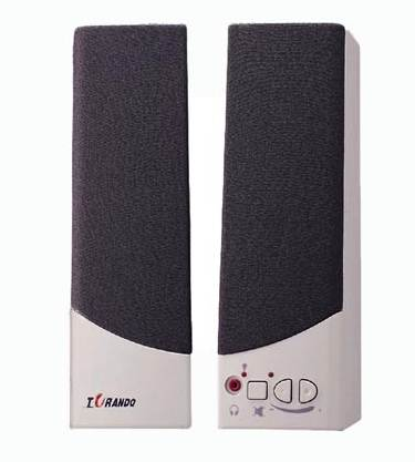 Turando USB Speakers (no sound card required)