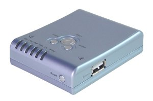 USB OTG BRIDGE BOX for Two Devices - Image A