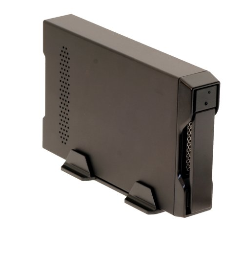 Combo Enclosure for SATA + USB 2.0 Interfaces - Image A