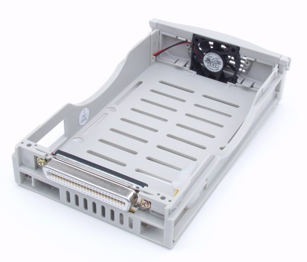 COOL-TRAY-2 with Extra Front Fan - Image A