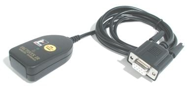 IrDA CONVERTER CABLE RS232 IrDA/USB IrDA Adapters and Networking Cables