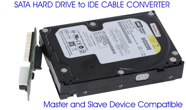 8- Hard Drive USB 2.0 RAID Tower of Power up to 6 TB Capacity: SATA Hard Drive to IDE Cable Converter Box Master/Slave Selectable - Image A