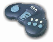 Silver Shuttle USB Game Pad *DIGITAL*
