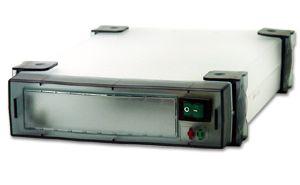 3.5-inch Exteranl USB 2.0 + FireWire Enclosure
