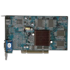 GeForce4 MX440-SE 64MB-DDR PCI Video Card w/S-Video Out  Only $79.95  at USBGear.com