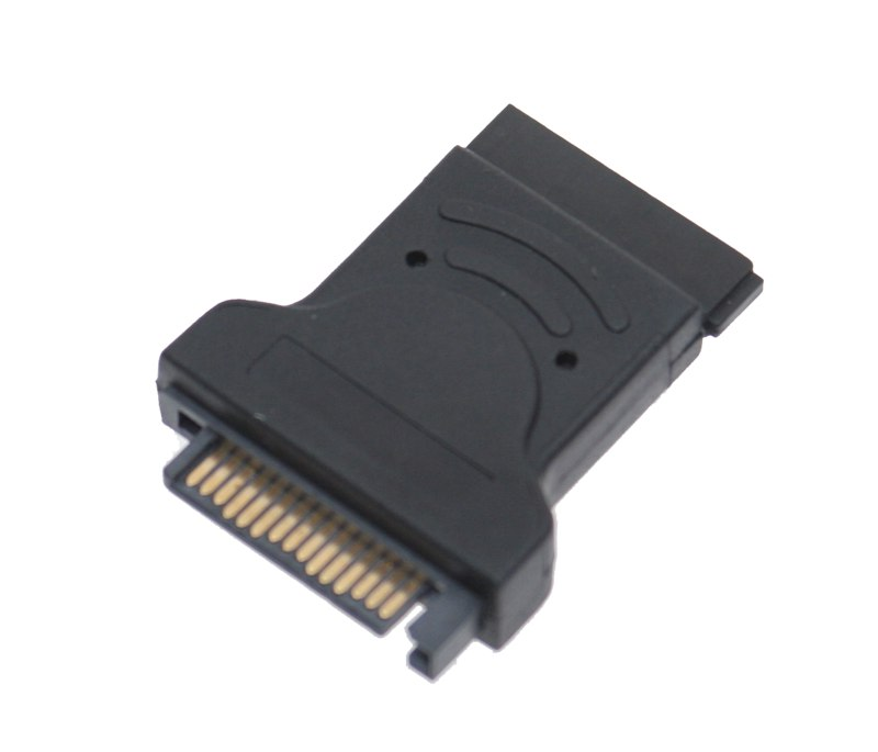 SATA Power Extender Female to Male - Image A
