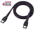 3ft. eSATA Shielded External Cable for SATA II Enclosures