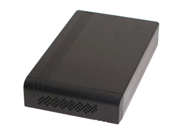 SATALite Hard Drive Enclosure for SATA II Drives USB 2.0 and eSATA - Image A