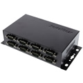 Industrial 8-Port DB-9 RS232 to USB Adapter High-Speed FTDI Chip 921.6Kbps