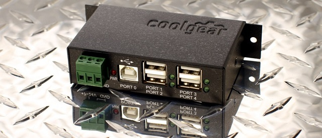 4 port high speed usb 2.0 mini hub